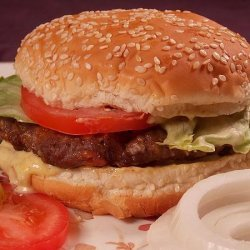8 for $8 - Broiled BLT Burgers for a Bunch recipe