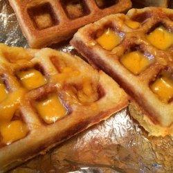 Cornbread Waffles or Pancakes recipe
