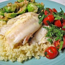Fish With Lemon Butter recipe