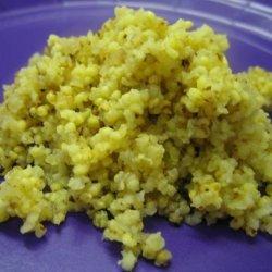 Basic Millet recipe