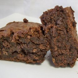 Chocolate Chewy Brownies recipe