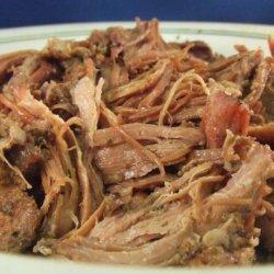 Carnitas Easy Shredded Pork recipe