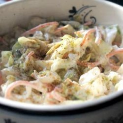 Coleslaw With Old Bay Seasoning recipe