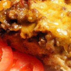 Ham and Egg Brunch Casserole recipe