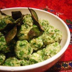 Naked Ravioli recipe