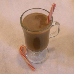Candy Cane Hot Cocoa Mix - Gift recipe