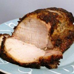 Dijon Pork Loin recipe