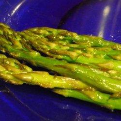 Oriental Asparagus recipe