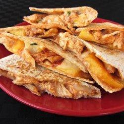 Apple Chicken Quesadillas recipe