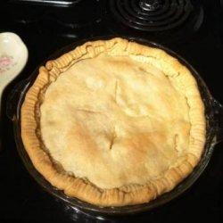 Super Fast Chicken Pot Pie recipe
