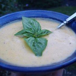 Chilled Tomato and Yogurt Soup recipe