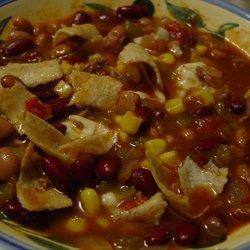 Tex Mex Soup recipe