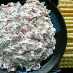Jan's - Diane's Cream Cheese and Beef Spread recipe