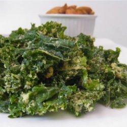 Raw Vegan Kale Chips recipe