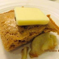 Big Breakfast Apple Pancake recipe