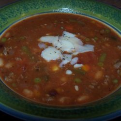 Mama's Bean Soup recipe