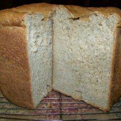 Whole Wheat Oatmeal Bread (Bread Machine) recipe