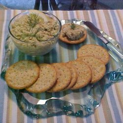 Smoked Trout Mousse recipe