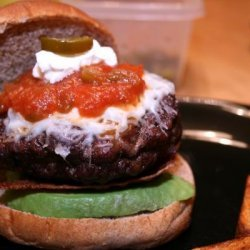 South of the Border Burgers recipe