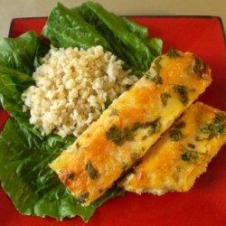 Creamy Corn and Spinach Enchiladas With Chicken recipe