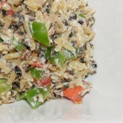 Tangy Tuna Pasta Salad recipe
