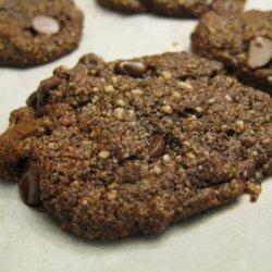 Double Chocolate Mocha Cookies (Gluten-Free and Vegan!) recipe