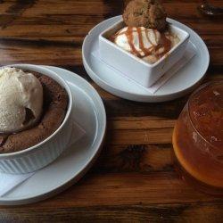 Chocolate Butterscotch Pudding Cake recipe
