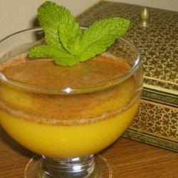 Orange Juice Drink (Litcheen Awasahr) recipe