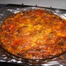 Simple Spaghetti Frittata recipe