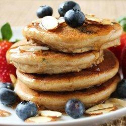 Silver Dollar Pancakes (Gluten Free) recipe