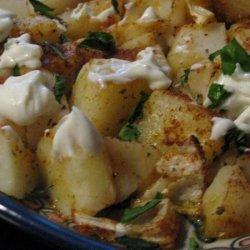 Taco Potatoes recipe