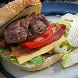The A&w Teen Burger recipe