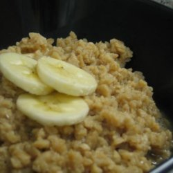 Low Carb Hot Cereal recipe