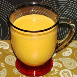 Carrot Mango Smoothie recipe