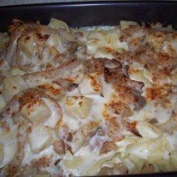 Breast of Chicken Tropicale recipe
