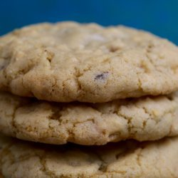 Sweet and Salty Peanut Chocolate Chunk Cookies recipe