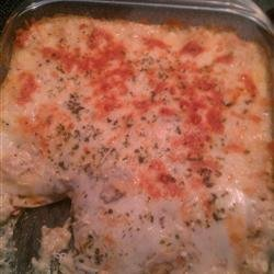 Chicken Lasagna III recipe
