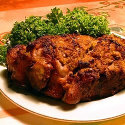 Cindy's Country Style Creole Pork Roast recipe