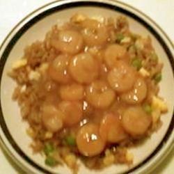 Easy Shrimp Dinner recipe