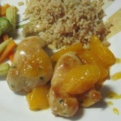 Mandarin Chicken Skillet recipe
