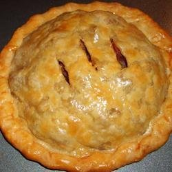 Savory Feta Pies recipe