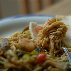 Mie Goreng - Indonesian Fried Noodles recipe