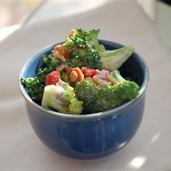 Alyson's Broccoli Salad recipe