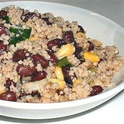 Black Bean and Couscous Salad recipe