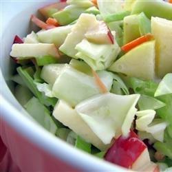 Apple Cole Slaw recipe