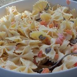 Italian Confetti  Pasta Salad recipe