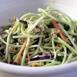 Broccoli and Ramen Noodle Salad recipe