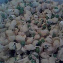 Cold Macaroni and Tuna Salad recipe