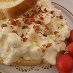Awesome Egg Salad with a Kick recipe