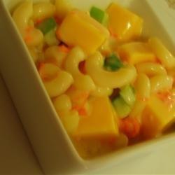 Sweet Pasta Salad recipe